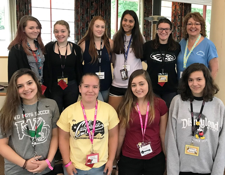 Girls' Career Institute Delegates 2018