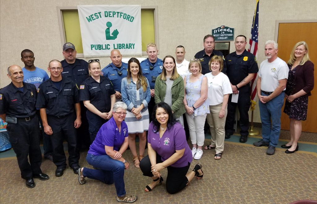 Donations made to 9 local organizations in June