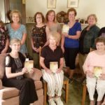 """August Book Club """"A Memory of Violets"""""""