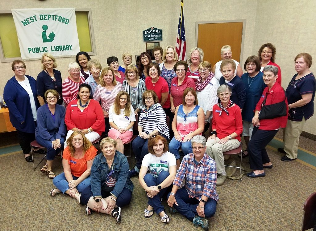 Patriot Day: September meeting