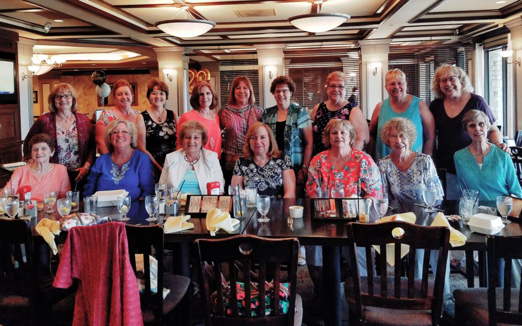 June Luncheon at Scotland Run