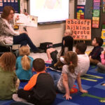 Literacy Month at Oakview