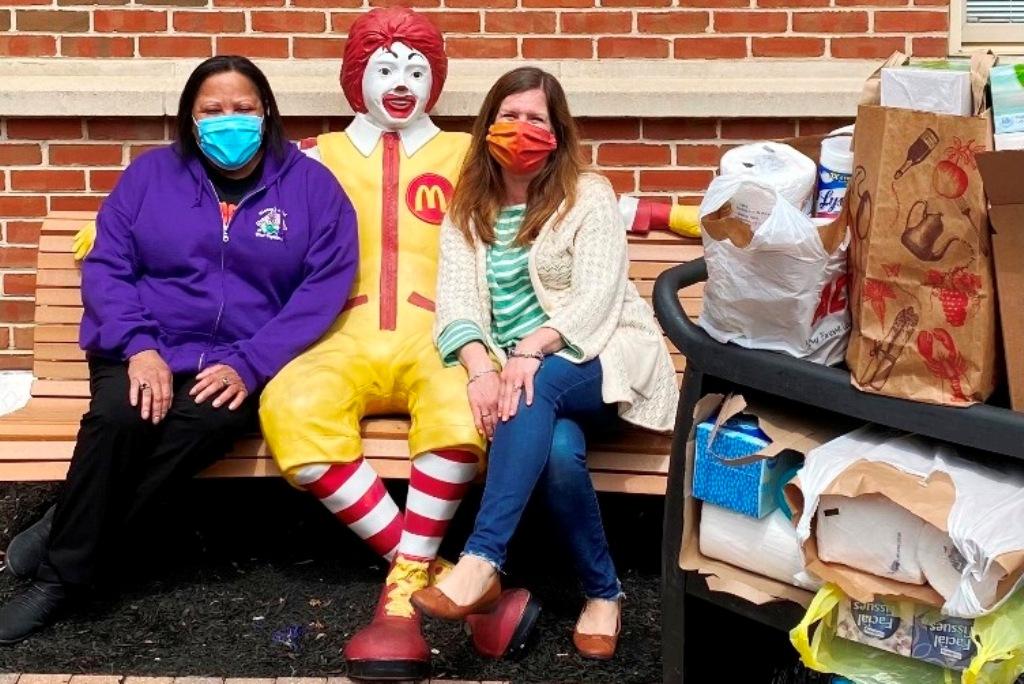 Helping Ronald McDonald House
