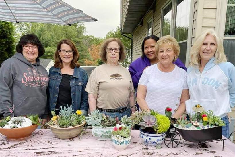 Succulent Workshop 2